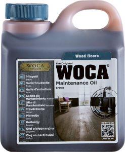 Woca Onderhoudsolie BRUIN 1L